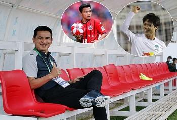 Tin tức bóng đá Việt Nam ngày 3/4: HLV Kiatisak muốn cùng lúc dẫn dắt bộ đôi 'Messi Thái - Việt Nam'