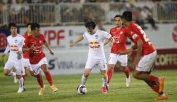 Lịch thi đấu kênh chiếu trực tiếp vòng 12 V-League 2021: HAGL vs B.Bình Dương