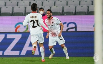 Lịch thi đấu vòng 29 Serie A 2020/21: AC Milan vs Sampdoria