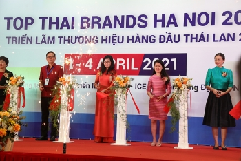 Loạt thương hiệu hàng đầu Thái Lan xuất hiện tại Hà Nội