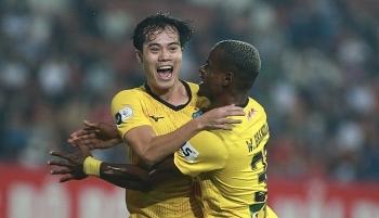 Kết quả, Bảng xếp hạng V-League 2021 (2/4): Văn Toàn tỏa sáng, HAGL giữ vững ngôi số 1