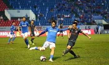 Kết quả, Bảng xếp hạng V-League 2021 (3/4):  Than Quảng Ninh đe dọa vị trí 1 của  HAGL