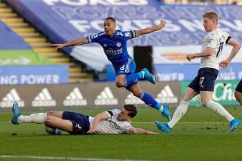 Kết quả, Bảng xếp hạng (BXH) Ngoại hạng Anh ngày 4/4: Man City giúp MU giữ vững top 2