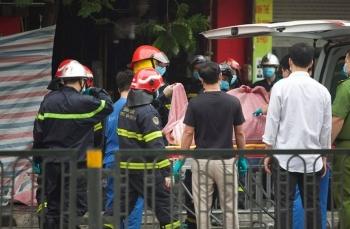 Xác định nguyên nhân vụ cháy khiến 4 người tử vong ở phố Tôn Đức Thắng