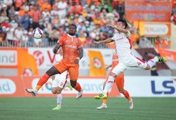 Kết quả, Bảng xếp hạng V-League 2021 (11/4): Hà Nội thắng đậm, Viettel đuổi kịp HAGL