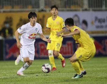 Lịch thi đấu vòng 10 V-League 2021: HAGL đại chiến Hà Nội FC