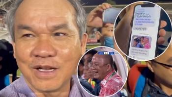 Tin tức bóng đá Việt Nam ngày 13/4: Chủ tịch Than Quảng Ninh phản pháo bầu Đức