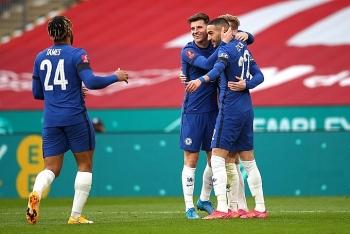 Man City vỡ mộng ăn 4, Chelsea có cơ hội vô địch FA Cup