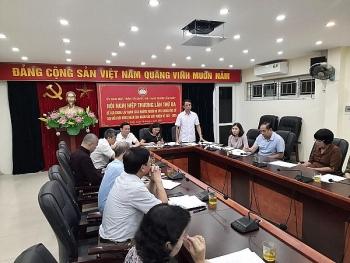 Hội nghị Hiệp thương lần thứ ba bầu cử đại biểu HĐND quận Cầu Giấy khóa VI, nhiệm kỳ 2021 - 2026