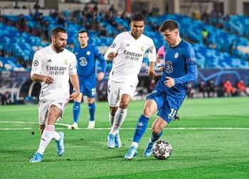 Kết quả bán kết Champions League 2020/21 - C1 ngày 28/4: Chelsea chiếm lợi thế