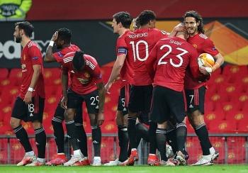 Thắng Roma 6-2, MU sáng cửa vô địch Europa League