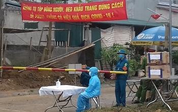 Thành phố Yên Bái thực hiện giãn cách xã hội phòng COVID-19 từ ngày 3/5