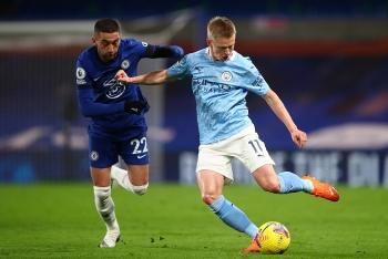 Lịch thi đấu vòng 35 Ngoại hạng Anh 2020/21: Đại chiến Man City vs Chelsea, MU gặp khó