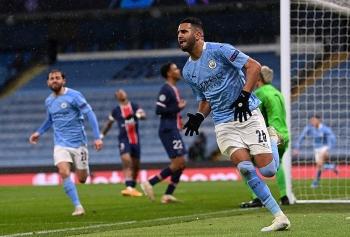 Man City khiến giấc mơ vô địch C1 của PSG tan thành mây khói