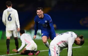 Sao mai đua nhau tỏa sáng, Chelsea tiễn Real rời khỏi đấu trường Cúp C1