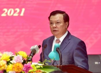 Bí thư Thành uỷ Hà Nội: 'Không phong tỏa Hà Nội như tin đồn'