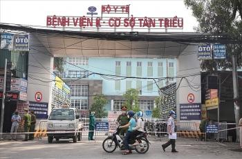Thông tin mới nhất về 10 trường hợp nghi nhiễm COVID-19 tại Bệnh viện K Tân Triều