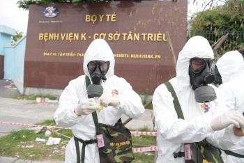 Hai ca nghi nhiễm COVID-19 ở Chương Mỹ liên quan Viện K Tân Triều