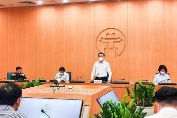 Hà Nội tái khẳng định không phong tỏa, giãn cách thành phố