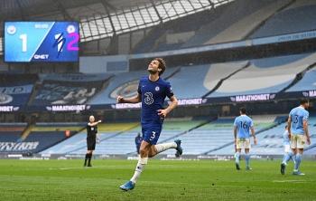 Kết quả, Bảng xếp hạng (BXH) Ngoại hạng Anh ngày 9/5: Ngăn Man City vô địch sớm, Chelsea đe dọa cả MU