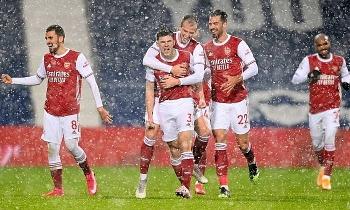 Link trực tiếp Arsenal vs West Brom: Xem online, nhận định tỷ số, thành tích đối đầu