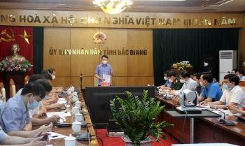 Bắc Giang họp khẩn sau khi ghi nhận 16 ca mắc COVID-19