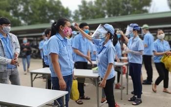 Bộ Y tế chỉ đạo khẩn khi xuất hiện nhiều ca COVID-19 ở khu công nghiệp