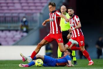 Lịch thi đấu vòng 36 La Liga 2020/21: Atletico dễ mất ngôi đầu vào tay Barca