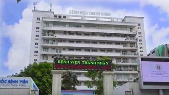 Một nhân viên ở Bệnh viện Thanh Nhàn dương tính với virus SARS-CoV-2