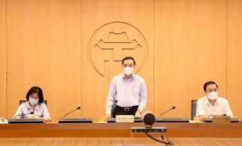 Chủ tịch Hà Nội yêu cầu công an xử lý vụ Giám đốc Hacinco vi phạm quy định phòng dịch