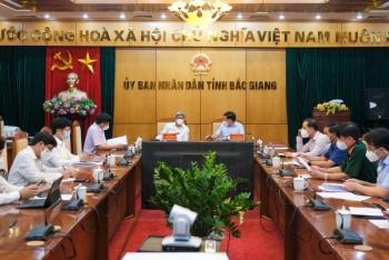 Bắc Giang số ca mắc tăng chóng mặt, Bộ Y tế họp khẩn với địa phương