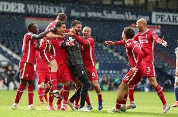 Kết quả, Bảng xếp hạng (BXH) Ngoại hạng Anh ngày 17/5: Thủ môn ghi bàn, Liverpool hy vọng top 4