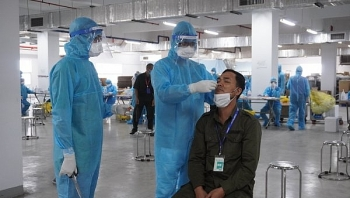 Tối 19/5: Việt Nam ghi nhận thêm 109 ca mắc COVID-19