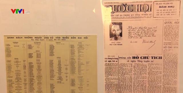 Bác Hồ với cuộc Tổng tuyển cử đầu tiên - Ảnh 1.
