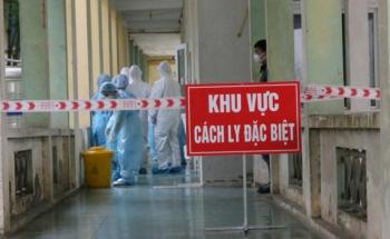 Trưa 26/5, Việt Nam ghi nhận thêm 40 ca mắc COVID-19 mới