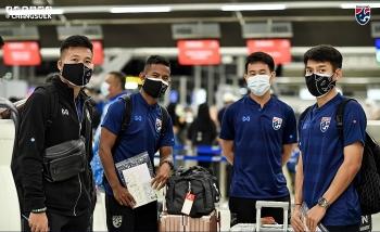 Lên đường sang UAE sớm, Thái Lan đặt quyết tâm lật đổ tuyển Việt Nam