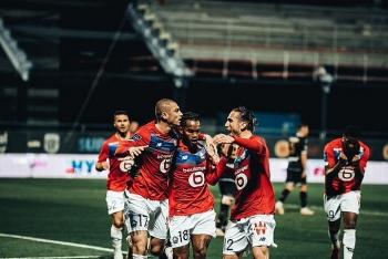 Bảng xếp hạng Ligue 1 chung cuộc: Lille biến PSG thành cựu vương