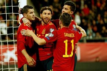 Bảng E – EURO 2021: Cục diện khó lường