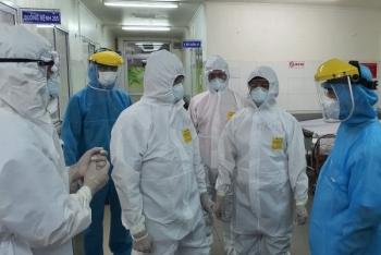 Trưa 25/5: Việt Nam ghi nhận thêm 100 ca mắc COVID-19
