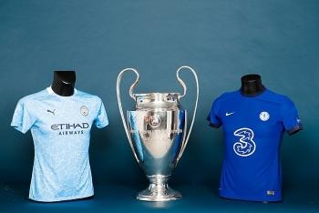 Lịch thi đấu chung kết Champions League 2020/21 - Cúp C1: Man City vs Chelsea
