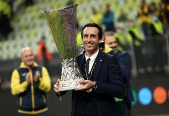 HLV Unai Emery tiết lộ 'sốc' sau khi giúp Villarreal vô địch Europa League