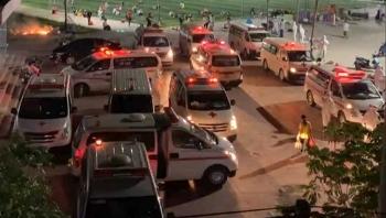 Bắc Giang đưa 3.000 công nhân từ tâm dịch Việt Yên đi nơi khác cách ly