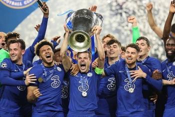 Chùm ảnh: Chelsea hạ Man City để lên ngôi vô địch Cúp C1