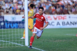 bang xep hang v league vong 7 cho slna lat do tphcm