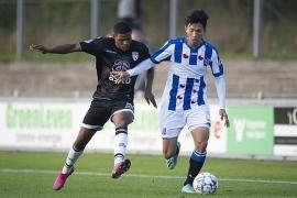 Hà Nội FC sẵn sàng hỗ trợ SC Heerenveen trả lương để Văn Hậu được ở lại Hà Lan