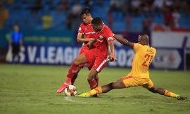 Bảng xếp hạng vòng 8 V-League 2020 ngày 5/7/2020 cập nhật mới nhất: Sài Gòn FC lên đỉnh