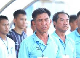 Thành tích bết bát, Quảng Nam thay tướng sau vòng 7 V-League 2020