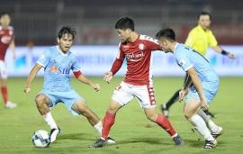 Bảng xếp hạng V-League 2020 mới nhất: Sài Gòn bám đuổi TP.HCM