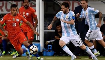 Lịch thi đấu vòng loại World Cup 2022 khu vực Nam Mỹ mới nhất: Argentina vs Chile