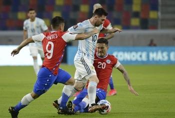 Messi ghi bàn, Argentina vẫn không thắng được Chile